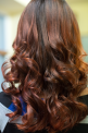 """Balayage Ombre"" hair style"