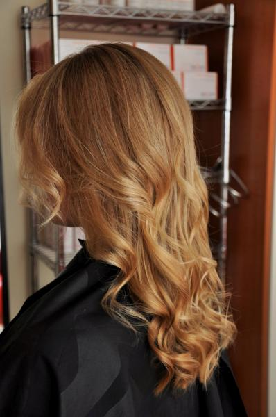 Light Balayage