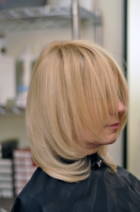 Natural Blond colour