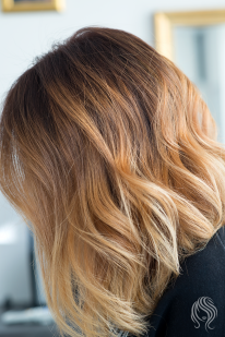 Copper Ombre