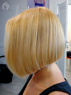 Bob Kare haircut