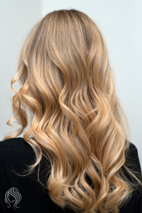 Golden Balayage